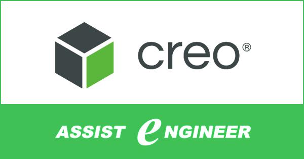 PTC Creo ロゴ|株式会社アシストエンジニア
