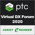 PTC Virtual DX Forum Japan 2020/アシストエンジニア